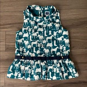 Janie and Jack Girls Top